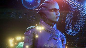 Миссия на лояльность ПиБи в геймплейном ролике Mass Effect: Andromeda