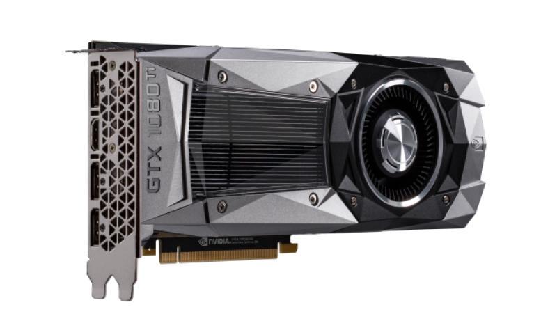 NVIDIA представила новый флагман линейки GeForce GTX