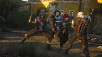 Команда The Witcher 3 создала 7000 анимаций для дополнений к игре всего за год