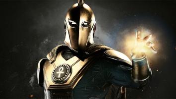 Еще одним новым персонажем Injustice 2 стал Доктор Фэйт