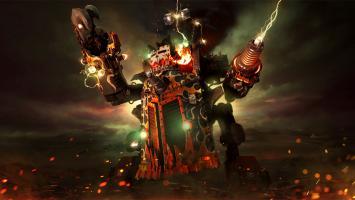 Объявлена дата релиза Dawn of War 3