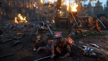 Всего за две недели For Honor потеряла больше половины игроков в Steam