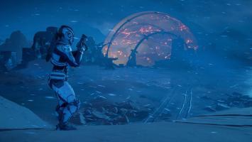 Роскошные скриншоты PC-версии Mass Effect: Andromeda в разрешении 4K