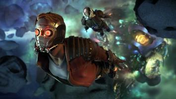 """В """"Стражах галактики"""" от Telltale игрокам выпадет роль Звездного лорда"""