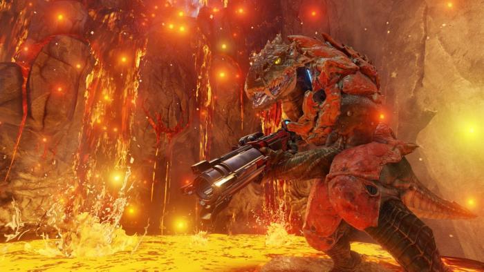 Quake Champions будет для вас фритуплейной, если вы не захотите ее покупать