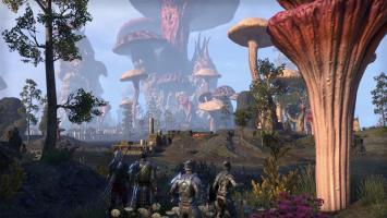 Скриншоты нового PvP-режима в дополнении The Elder Scrolls Online: Morrowind