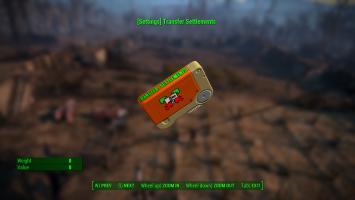 Благодаря моду для Fallout 4 вы можете экспортировать и делиться своими поселениями