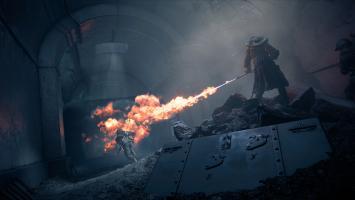 """Подробности режима """"Линия фронта"""" из дополнения """"Они не пройдут"""" для Battlefield 1"""