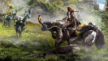 Horizon: Zero Dawn стала самым успешным проектом от внутренней студии Sony для PS4