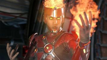 Огненный шторм отвешивает героям DC тумаков в новом трейлере Injustice 2