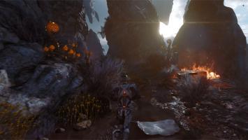 Трейлер визуальных технологий Mass Effect: Andromeda в 4K с HDR