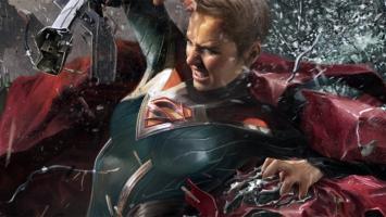 Супергерл выясняет отношения с Суперменом и Черным Адамом в сюжетном трейлере Injustice 2