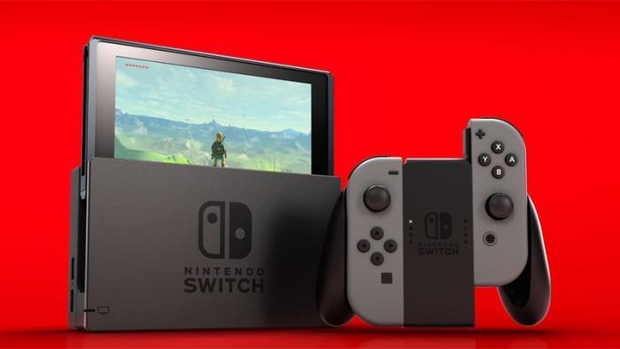 За первый год Nintendo планирует продать 20 миллионов консолей Switch