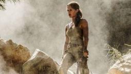 Новый облик Лары Крофт в экранизации Tomb Raider