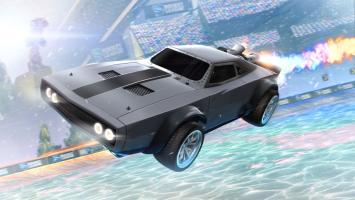 Дополнение Fate of the Furious для Rocket League добавляет в игру автомобиль Доминика Торетто