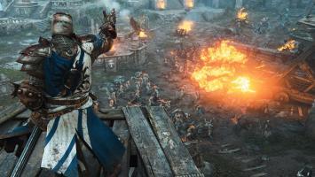 Пользовательский рейтинг For Honor в Steam опустился до унизительной отметки