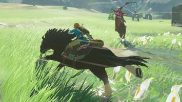 Открытый мир может стать стандартом для будущих игр The Legend of Zelda