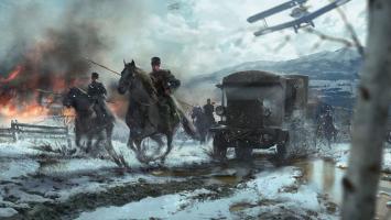 """DICE поделилась первыми концепт-артами дополнения """"Во имя Царя"""" к Battlefield 1"""
