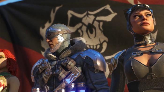 Община суперзлодеев DC в сюжетном ролике Injustice 2