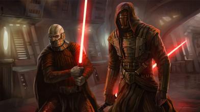 Новая Star Wars: Knights of the Old Republic находится в разработке
