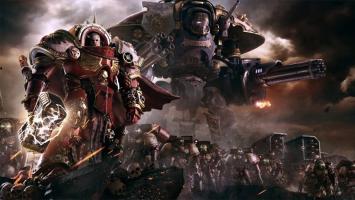 Вступительный ролик сюжетной кампании Dawn of War 3