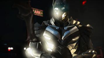 Система экипировки в ролике Injustice 2