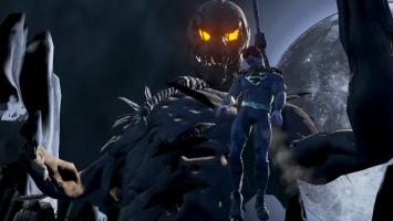 Геймплейный трейлер Пугала из Injustice 2