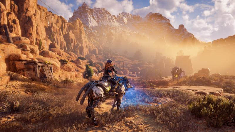 Naughty Dog считает графику Horizon: Zero Dawn эталоном для игр на PlayStation