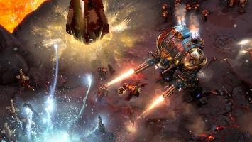 Актеры озвучания Dawn of War 3 в ролике по игре
