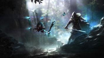 Новый трейлер научно-фантастической фэнтези-RPG Elex от Piranha Bytes