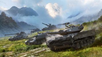 В World of Tanks появилась новая механика САУ и легкие танки X уровня