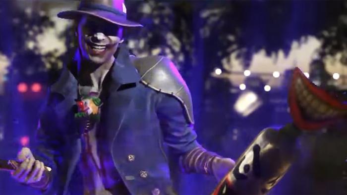 Первый геймплей Джокера из Injustice 2