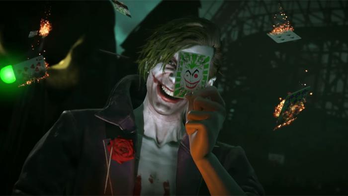 Официальный геймплейный трейлер Джокера из Injustice 2