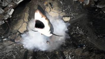Пасхалка с акулой-мегалодоном обнаружилась и в Battlefield 1