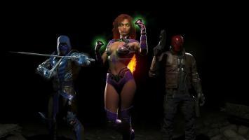 Появились подробности первого DLC к Injustice 2