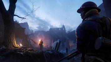 DICE скоро начинает тестирование новой ночной карты для Battlefield 1