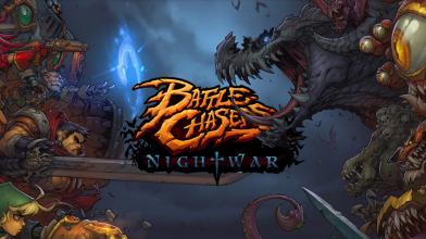 jRPG с западной душой. Превью Battle Chasers: Nightwar