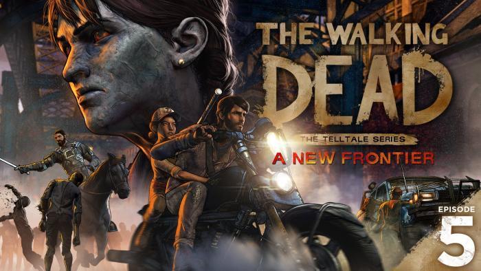 Финальный эпизод The Walking Dead: A New Frontier выходит в конце месяца