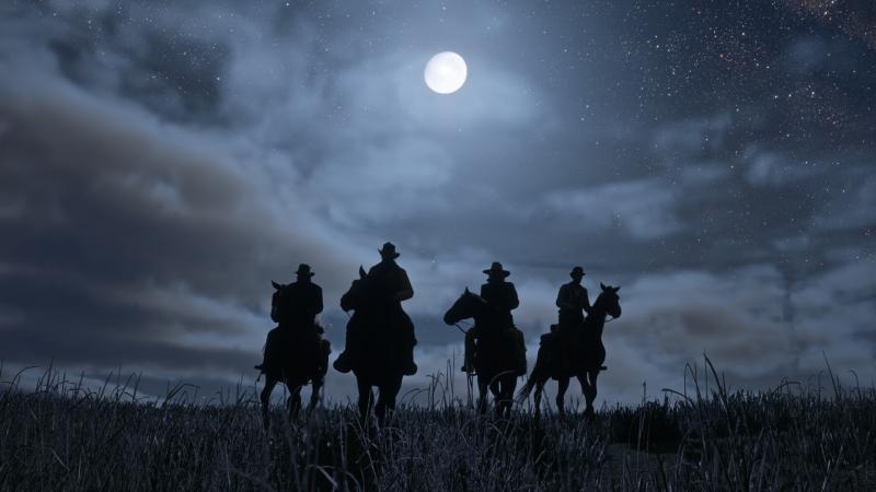Релиз Red Dead Redemption 2 отложен до следующей весны