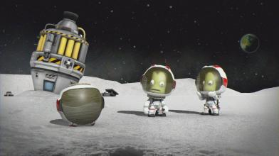 Valve наняла разработчиков Kerbal Space Program