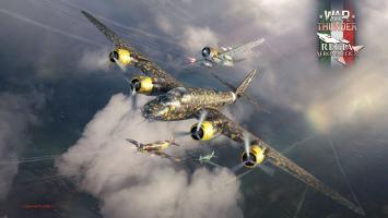 Итальянская авиация в обновлении 1.69 для War Thunder