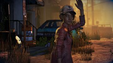 Обзор финала третьего сезона The Walking Dead. Непонятно!