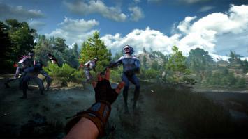 Превратите The Witcher 3 в Skyrim с новой версией мода для вида от первого лица