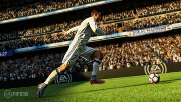 Криштиану Роналду появится на обложке FIFA 18