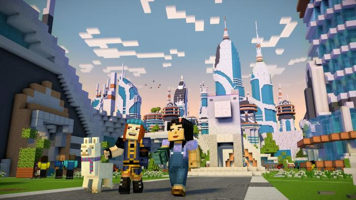 Второй сезон Minecraft: Story Mode стартует в июле