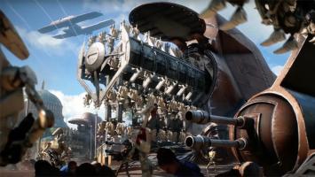 Геймплейный трейлер сражения на Набу из Star Wars: Battlefront 2 с EA Play