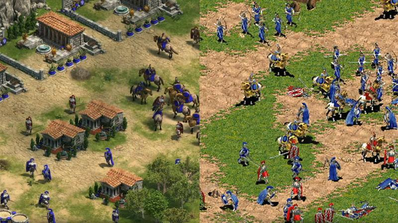 На PC Gaming Show анонсирован ремейк Age of Empires: Definitive Edition