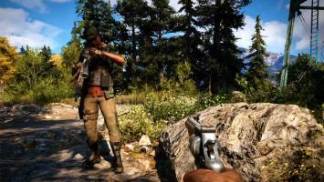 Дебютный геймплей Far Cry 5 с E3 2017