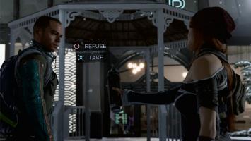 Новый геймплей Detroit: Become Human с выставки E3 2017