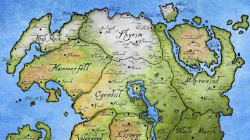 Разработка The Elder Scrolls 6 еще даже не началась